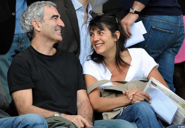 Estelle Denis toujours pas prête à se marier avec Raymond Domenech