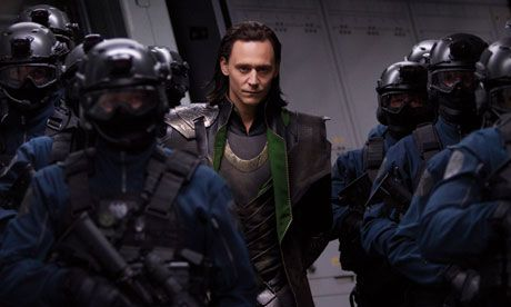 Tom Hiddleston (Loki in the Avengers) writes an op-ed piece on superhero films for the Guardian UK.  Not only a great actor but a talented writer!  Definitely give this a read.