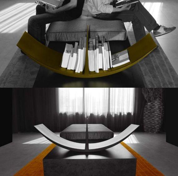 Laica Bookshelf: Laica Bookshelf Is A Creative Book Storage Design From  Designer Francesco Innocenti. This Particular Book Shelf Design Is  Something That ... Design
