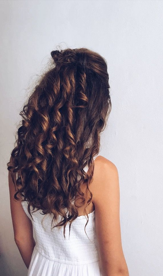 Hair Curls Curled Curly Fashion Makeover Hairstyles Artsy