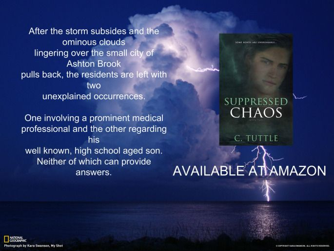 SUPPRESSED CHAOS BY C.TUTTLE BOOK 2 ETERNAL BONDS SERIES on Karen Writes Blog