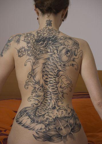 tiger cool japanese tattoos