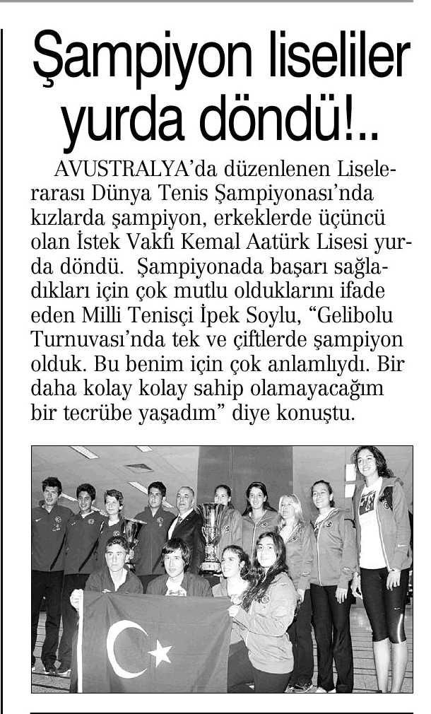 3 Mayıs 2013 / Günboyu Gazetesi