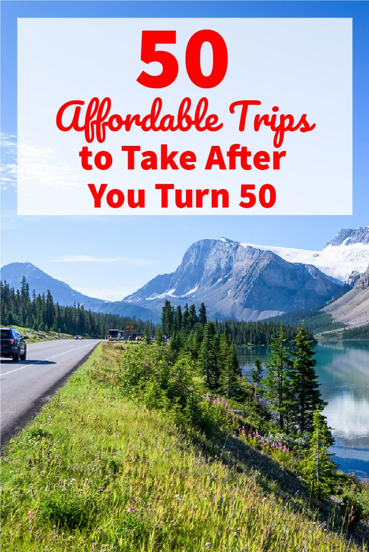 Check out these cheap places to travel in North America. #budgettravel