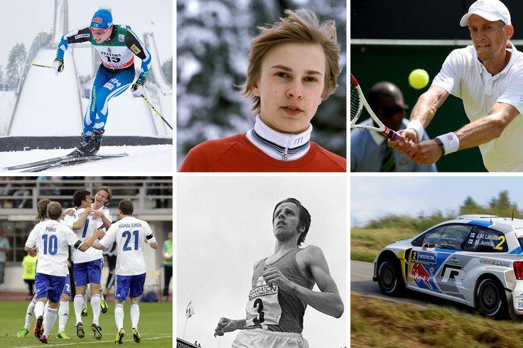 Urheilu 100 vuotta
