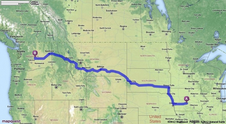 Driving Directions from 1925 Leyner St, Des Moines, Iowa 50314 to Quincy, Washington | MapQuestIowa 50314, Des Moines Iowa, Street Maps, Drive Direction, 1925 Leyner, Leyner St, Mapquest Maps