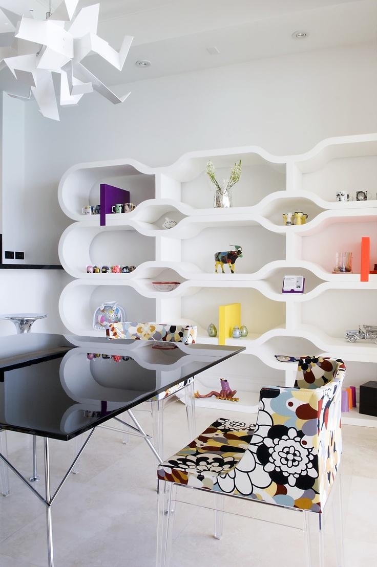 best kartell images on pinterest  philippe starck home and  - roomreveal  miami beach  miami  interior design  modern bypepecalderindesign  miami