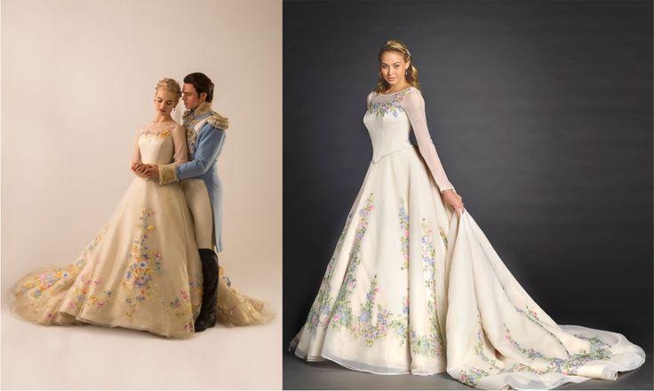 Cinderella wedding dress movie 1000 images about disney world wedding