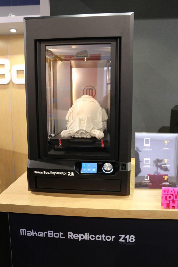 CES 2014, le stampanti 3D protagoniste della fiera