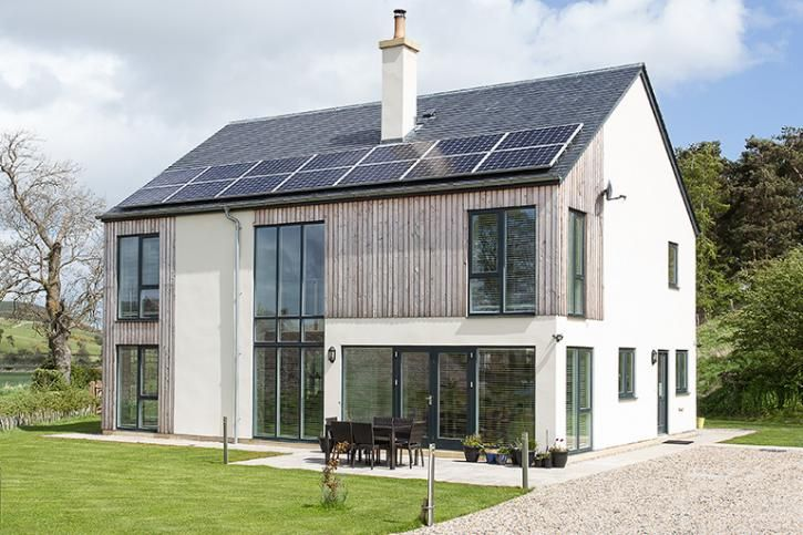 sustainable eco home for life