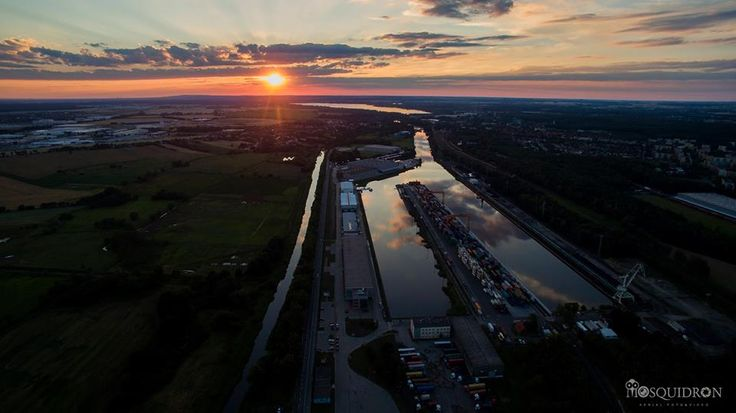 Port Gliwice, Kanał Gliwicki