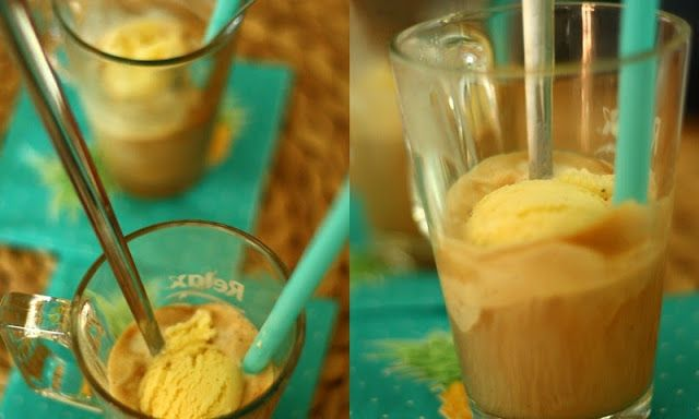 U nás na kopečku: Domácí vanilková zmrzlina