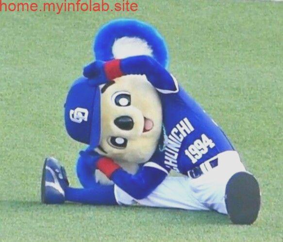 ドアラ 画像あり 野球 マスコット 球団マスコット ドアラ