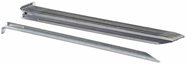 Sportolino Angebote McKinley Zeltheringe Stahlblech (Länge: 30 cm, 869 silber): Category: Outdoor>Zelte>Zubehör Zelte Item…%#Quickberater%