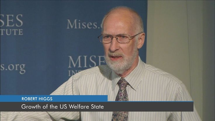 Growth of the US Welfare State | Robert Higgs