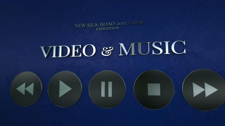 Intro of the Video & Music section | Wstęp do Filmów i Muzyki |  Введение в Фильмы и музыка экспедиции