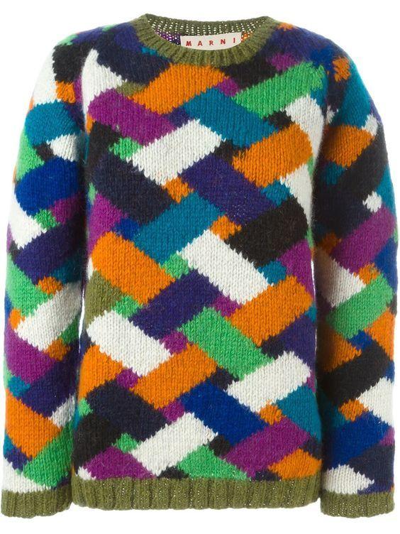 748 best Inspiring knitting details images on Pinterest | Stricken ...