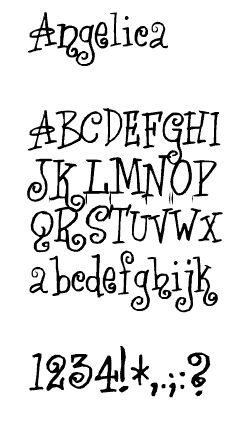 fun doodle writing