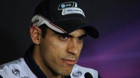 Pastor Maldonado winner Spain 2012