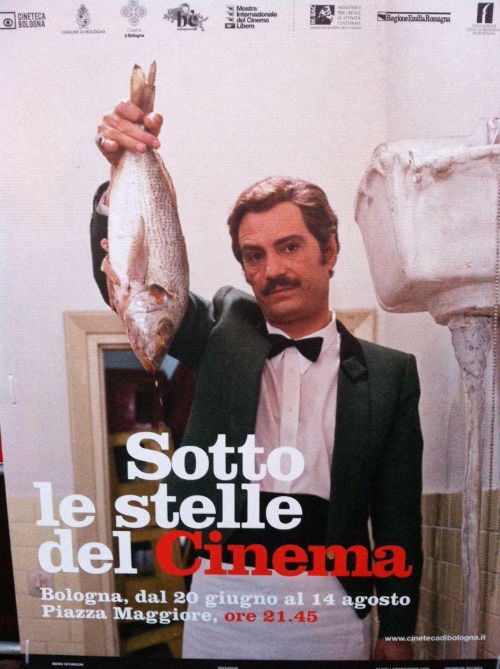 Sotto le stelle del cinema 2014 nel Bologna, Emilia-Romagna