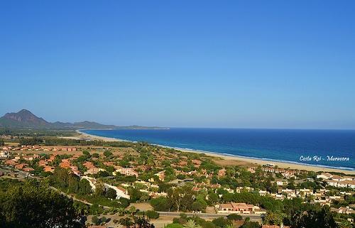 Spiaggia di Costa Rei - #Muravera