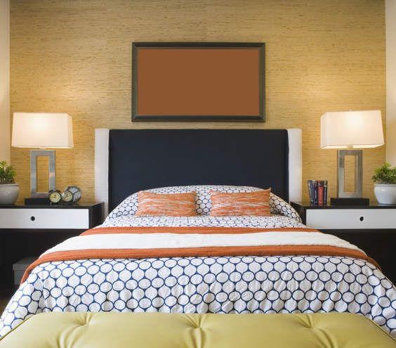 25+ Best Ideas About Orange Bedroom Decor On Pinterest