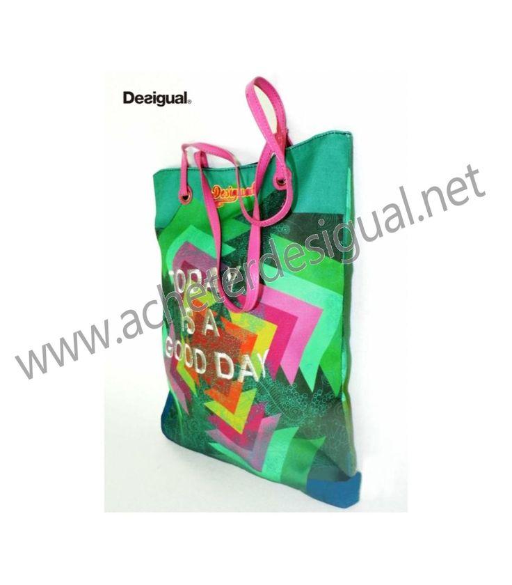 Desigual sac Femme Soldes En Discount 50%, Occasion Rare-31
