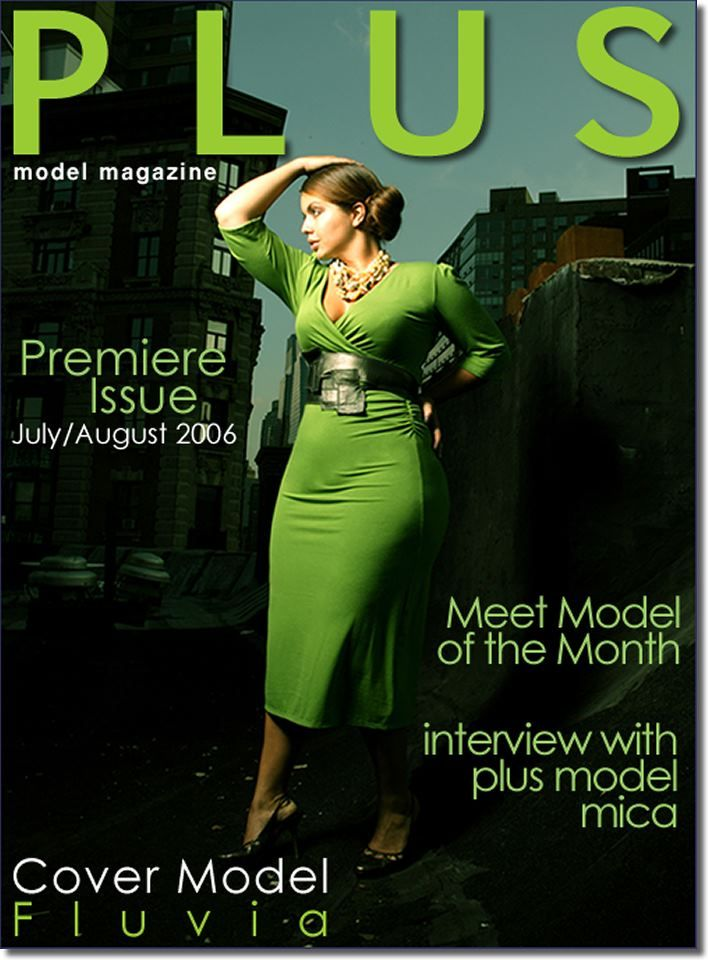 33 Best Images About PLUS Model Magazine Covers On