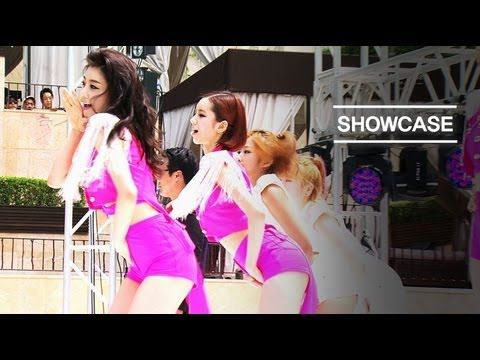 [GIRL'S DAY(걸스데이) Showcase]FEMALE PRESIDENT(여자대통령)+and 3 other songs(외 3...