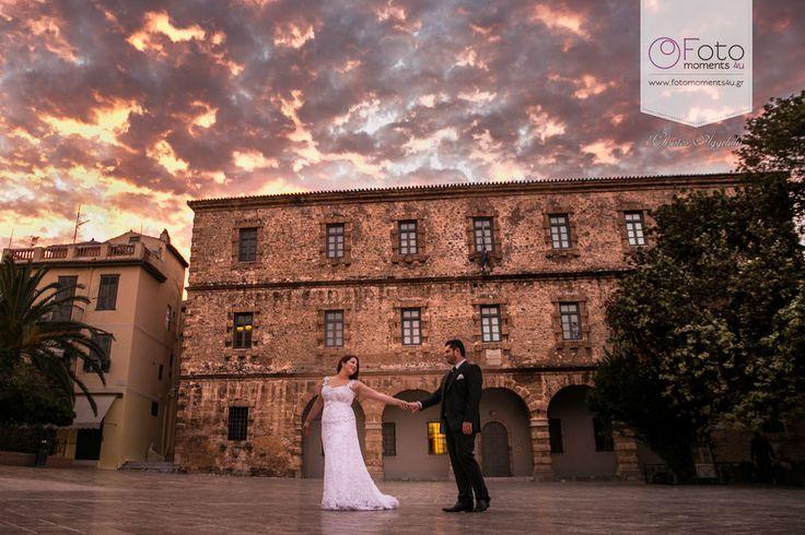 Η τέχνη της φωτογραφίας γάμου