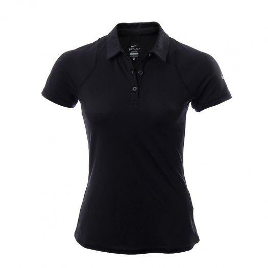 Luce súper femenina y entrena al máximo usando la Camiseta tipo Polo Nike Sphere. La Camiseta tipo Polo Nike Sphere es ligera, cómoda y te mantendrá seca y fresca todo el tiempo.