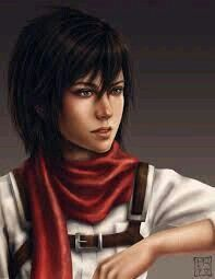 Snk ---Mikasa---