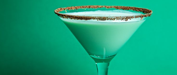 This creamy, minty dessert cocktail may have gotten a bad rap as a novelty drink, but it's got a century of pleasure behind it. Hop to it.