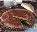 Chokladpaj med kola Receptbild - Allt om Mat