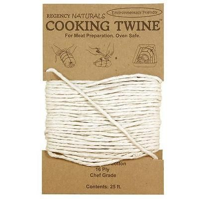 100% NATURAL COTTON COOKING TWINE