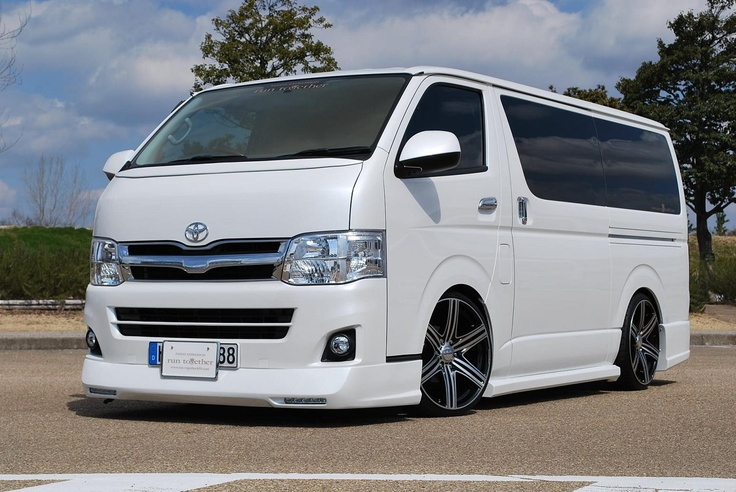 Toyota high ace