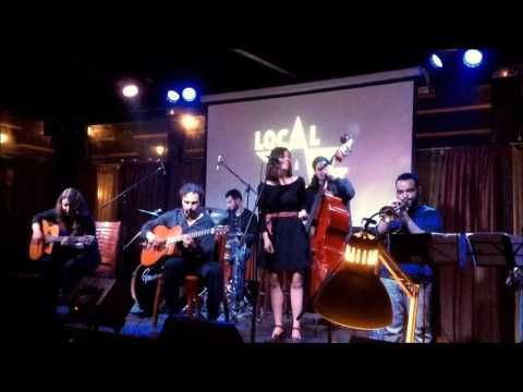 "DIMINUITA ""Le petit big band"" & Maria Avliti IT DON'T MEAN A THING"