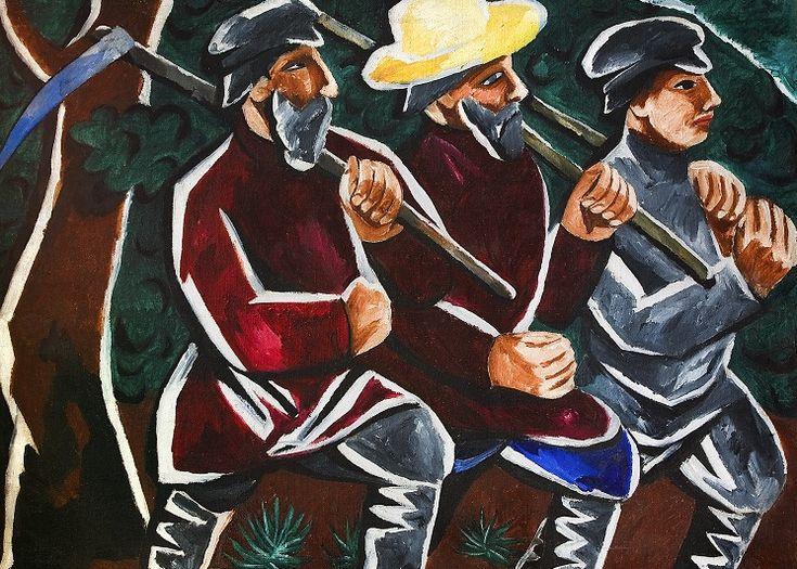 Jól fest – Orosz avantgárd kiállítás a Nemzeti Galériában