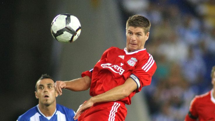 Steven Gerrard kicked an awesome goal on Wednesday night against Melbourne Victory #Liverpool #StevenGerrard #MelbourneVictory #Soccer  See Mildred's story  http://www.mildred.co/sport/liverpool-vs-melbourne-victory