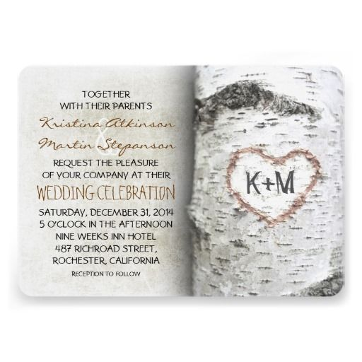 >>>This Deals          Birch Tree Rustic Wedding Invitations           Birch Tree Rustic Wedding Invitations in each seller & make purchase online for cheap. Choose the best price and best promotion as you thing Secure Checkout you can trust Buy bestThis Deals          Birch Tree Rustic Wed...Cleck link More >>> http://www.zazzle.com/birch_tree_rustic_wedding_invitations-161832519213487583?rf=238627982471231924&zbar=1&tc=terrest