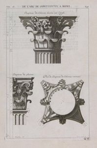 De L'Arc De Constantin, À Rome | Sanders of Oxford