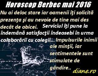 diane.ro: Horoscop Berbec mai 2016