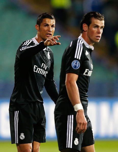 Cristiano Ronaldo & Gareth Bale | Real Madrid CF #soccer #football #rmcf