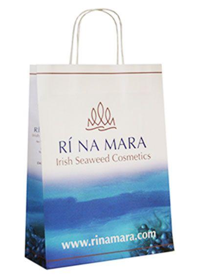 Ri Na Mara #TwistedHandle #Carrier #Bags #TradeShows #Marketing