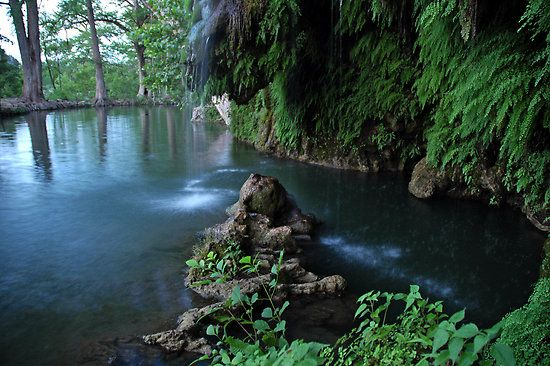 Krause Springs. So pretty and it's only about an hour away in Spicewood..Easter Camps, 2013 Krause, Krause Spring, Coolest Swimming, Camps Trips, Texas Places, Texas Hill Country, Swimming Hole, Texas Hills Country