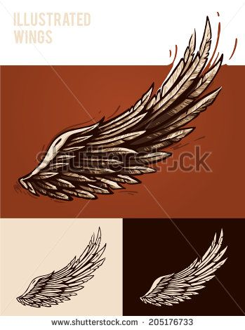 Best 25+ Eagle wing tattoos ideas on Pinterest | Wing ...