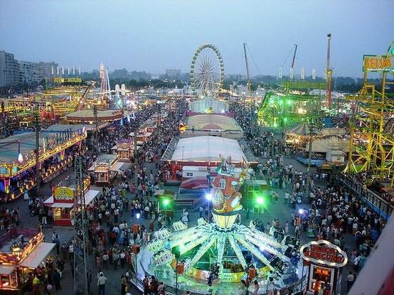 Desde el otro lado de la Feria: La calle del infierno