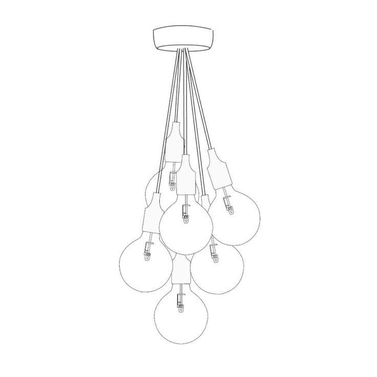 suspension multi ampoule. Black Bedroom Furniture Sets. Home Design Ideas