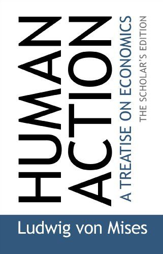 Human Action: The Scholar's  Edition by Ludwig von Mises http://www.amazon.com/dp/1610161459/ref=cm_sw_r_pi_dp_CMKvwb01JY4RR