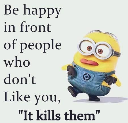 Try out funny but true and successful minion tricks.....LOL!!!!